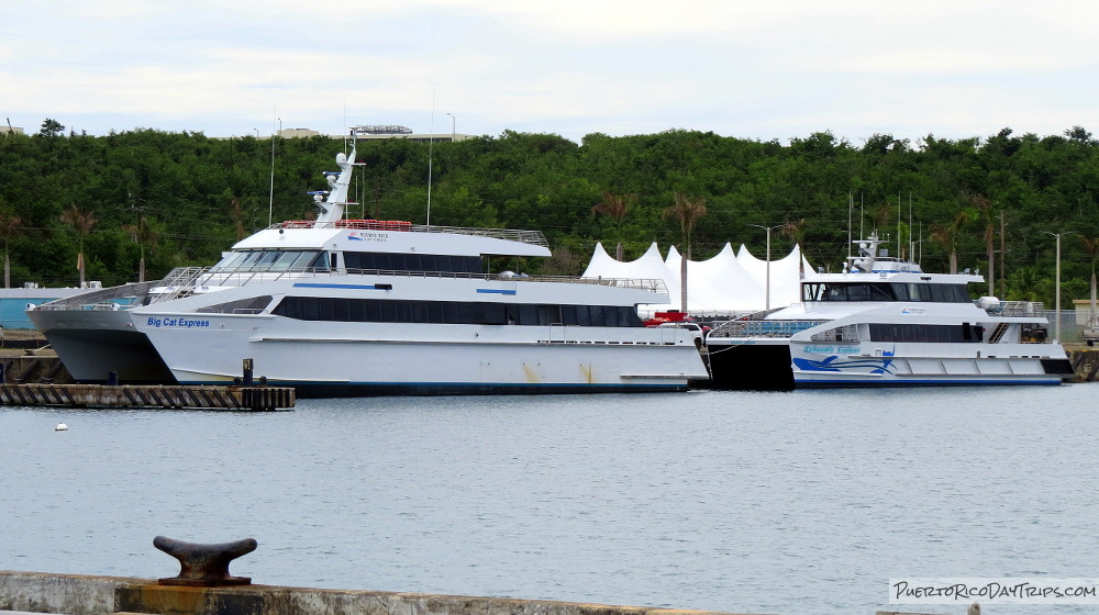 Catch the Ferry from Ceiba to Culebra or Vieques | Puerto