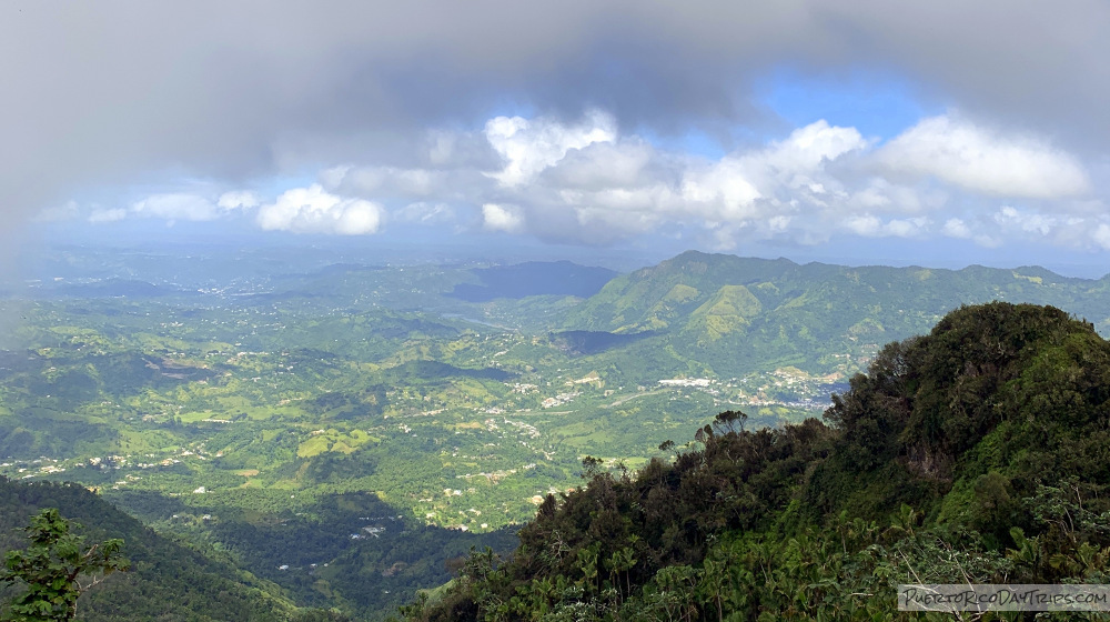See Almost All Of Puerto Rico From Cerro De Punta Puerto Rico Day Trips Travel Guide