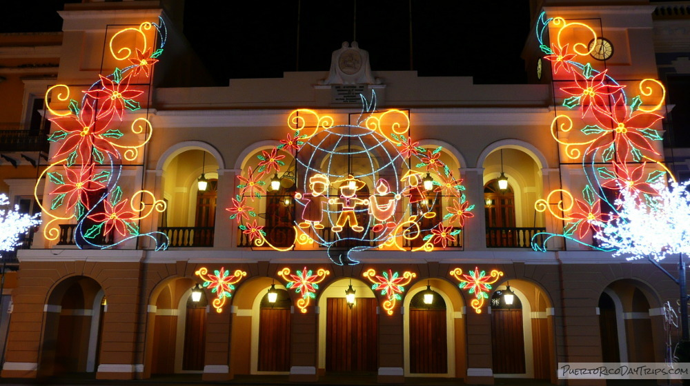 december events in puerto rico puerto rico day trips travel guide - Puerto Rican Christmas Decorations