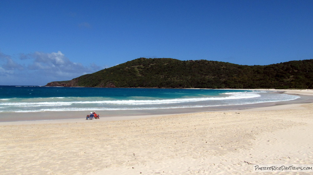 Spend The Day At Flamenco Beach On Culebra