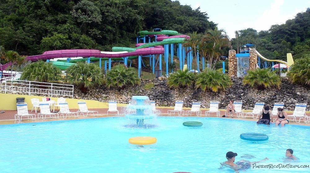 Las Cascadas Waterpark Parque Acuatico In Aguadilla Puerto Rico