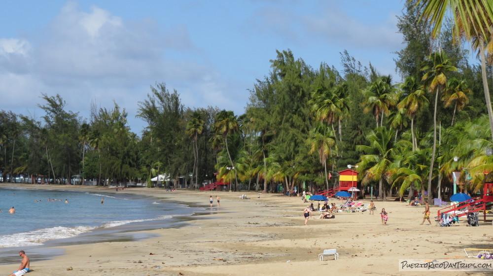 Town Of Luquillo Beach Zipline Atv Snorkel Rainforest Restaurants Puerto Rico Day Trips Travel Guide