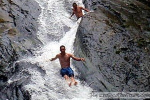 Paylas Natural Rock Waterslide