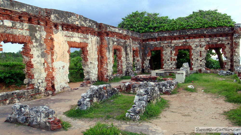 Aguadilla Lighthouse Ruins Borinquen Point Lighthouse