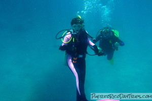 SCUBA Diving on Culebra with Aquatic Adventures
