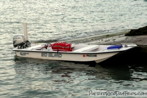 Bio Island Electric Biobay Boat in Fajardo