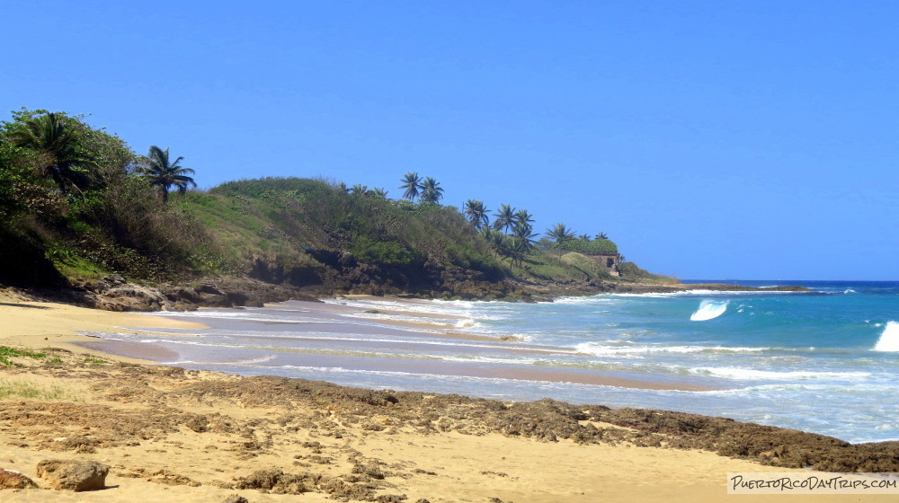 Borinquen Beach