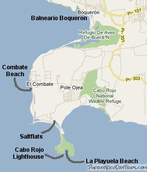 Cabo Rojo Beaches