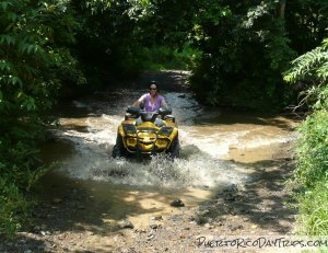 Carabali Rainforest Park ATV