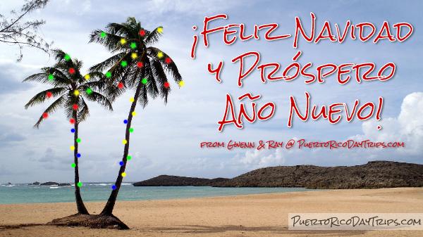 feliz navidad - Puerto Rican Christmas