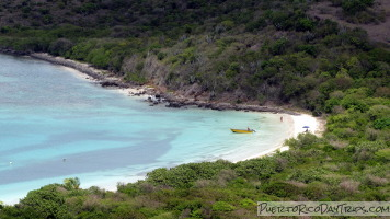 Culebrita Playa Tortuga Lighthouse Snorkeling Culebra Puerto Rico