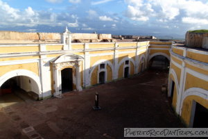 Main Plaza in El Morro