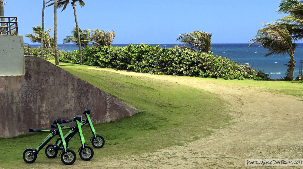 Old San Juan Electric Bikes