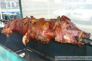 Lechon in Guavate