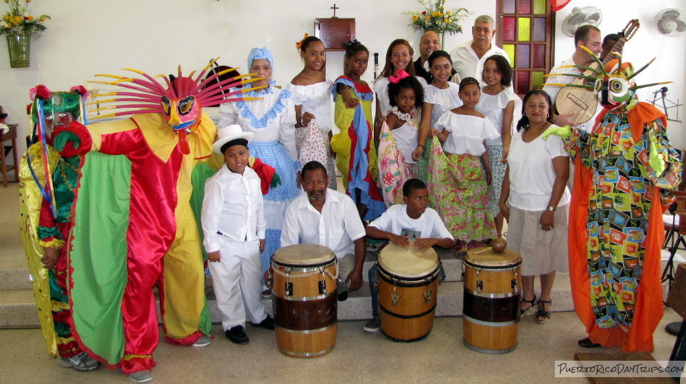 Saint James Festival in Loiza