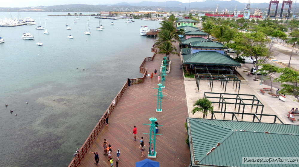 La Guancha Boardwalk