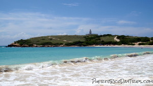 Cabo Rojo Lighthouse from La Playuela Beach