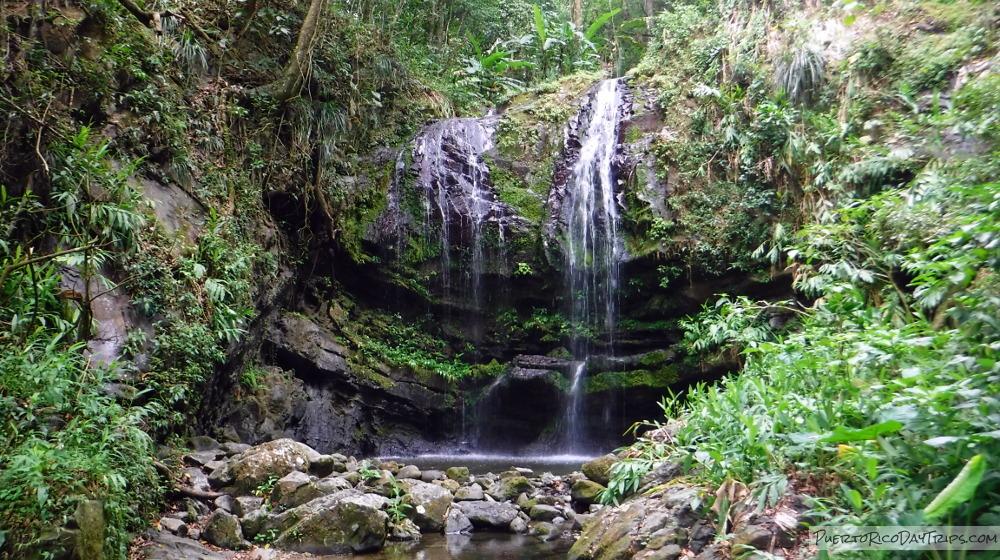Las Delicias Falls In Ciales Puerto Rico Day Trips