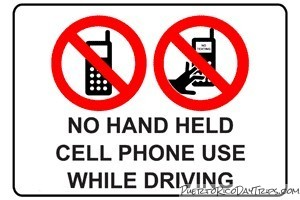 no handheld mobile cellphone use while driving puerto rico day  no handheld mobile use while driving
