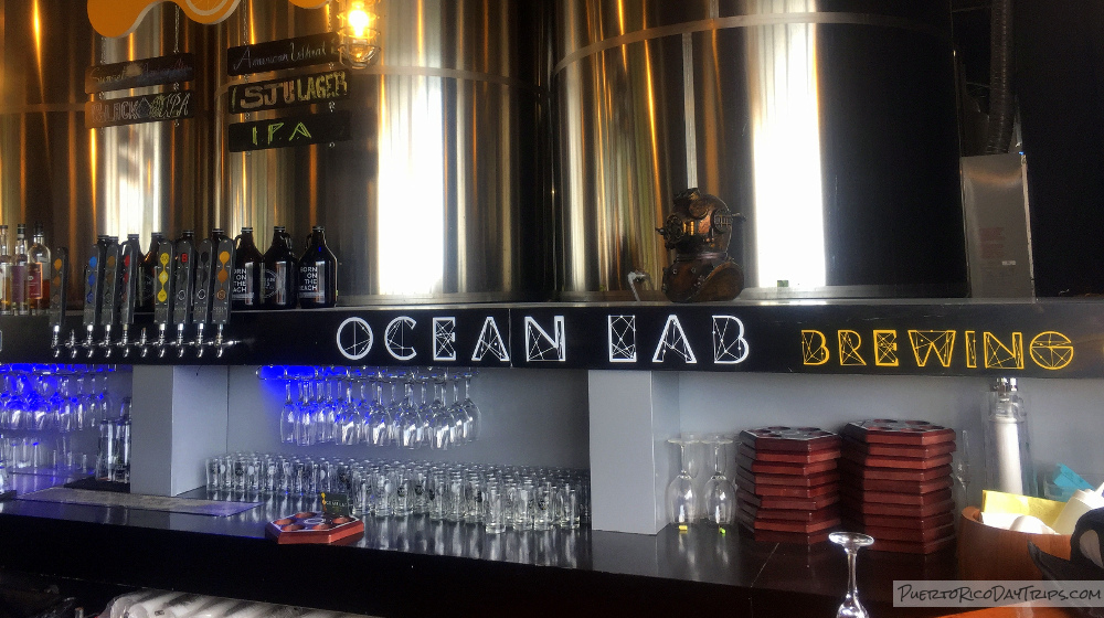 Ocean Lab Brewing