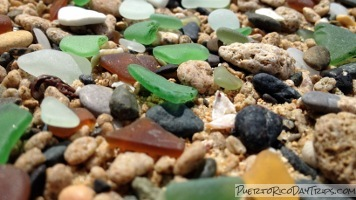 Old San Juan Beach Seaglass