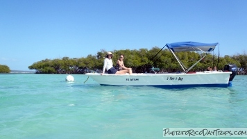 Boat Rental at La Parguera