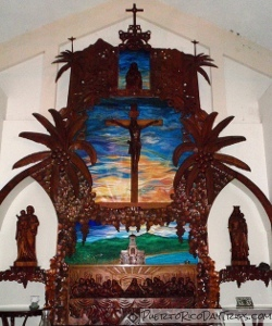Saint Josept Church in Luquillo