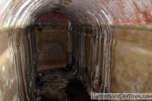 Cisterns beneath Fort San Cristobal