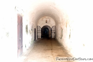 Tunnel Tour at Fort San Cristobal