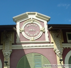 Santurce Market building