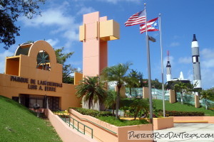Luis A Ferre Science Park in Bayamon