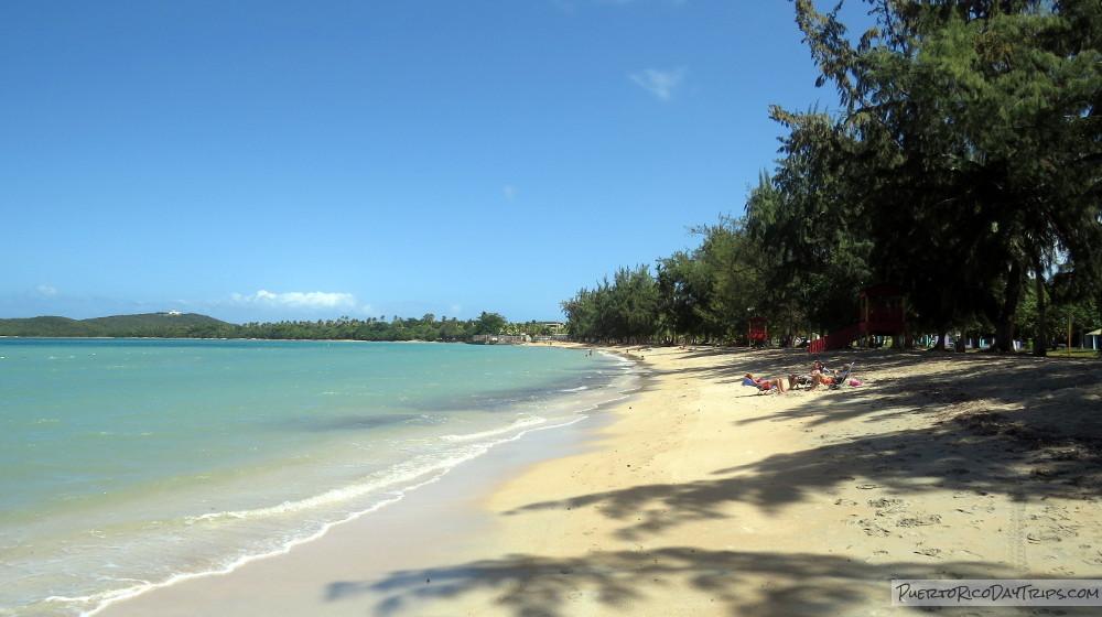Seven Seas Beach in Fajardo Fun in the Sun Puerto Rico Day
