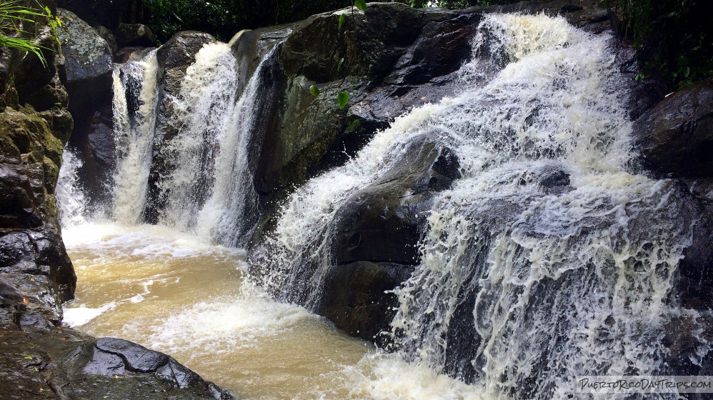 Enjoy A Unique Experience At Siete Chorros Puerto Rico Day Trips Travel Guide