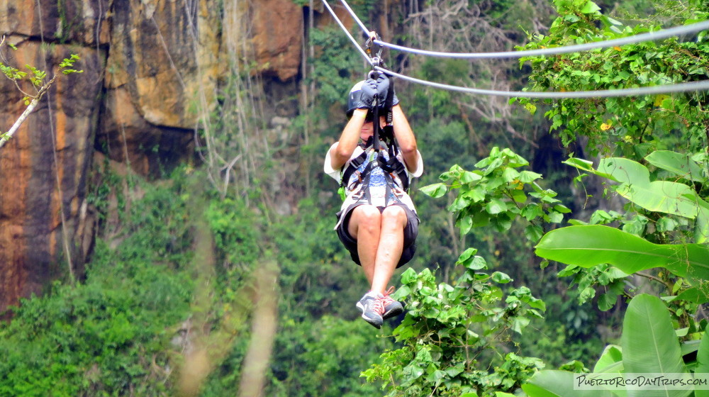 Zip Line Harness >> Conquer The Monster at Toro Verde | Puerto Rico Day Trips Travel Guide