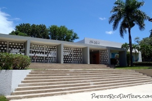 UPR Museum of History, Anthropology and Art