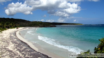 Playa Navio Vieques
