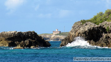 Light House Ruins Vieques