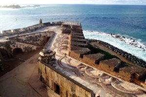 El Morro Water Cannon Battery