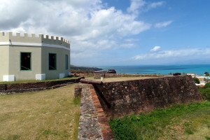 View from castle - Courtesy of www.puertoricodaytrips.com