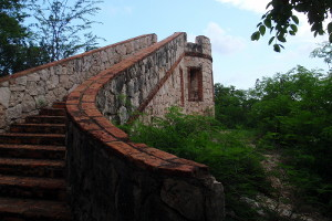 Fort Capron in Guanica Dry Forest