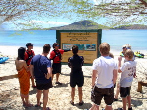 Briefing on Tamarindo Beach