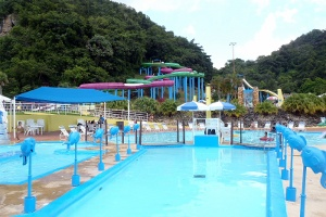 Las Cascadas Water Park in Aguadilla