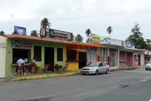 Kiosks in Luquillo