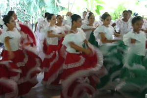Traditional Puerto Rican Dance Show