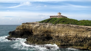 Puerto Ferro Lighthouse Ruins