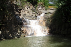 Ultimo Brinco Waterfall