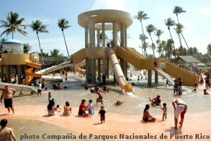 Puerto Rico Waterparks