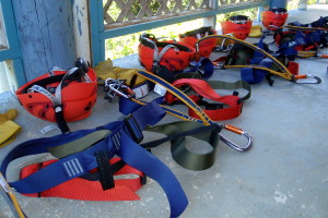 Yunke Zipline Adventure equipment